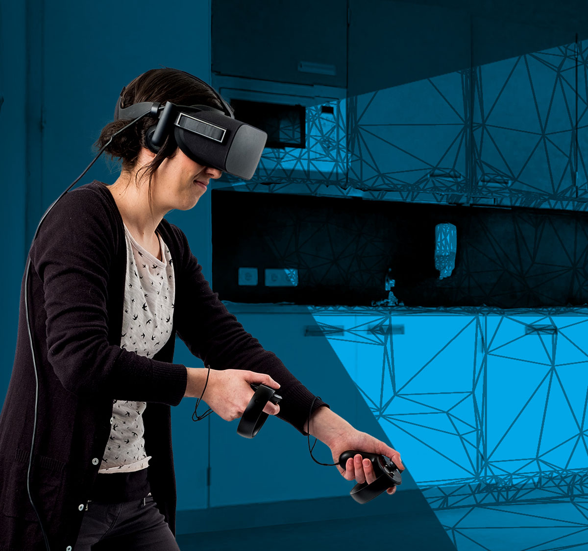 Virtual reality brandveiligheid training
